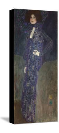 Portrait of Emilie Flöge, 1902 by Gustav Klimt