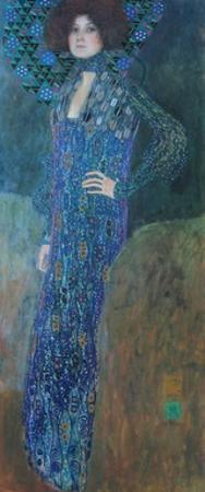 Portrait of Emilie Floege