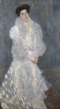 Portrait of Hermine Gallia, 1904 by Gustav Klimt
