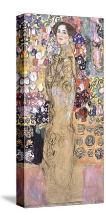 Portrait of Ria Munk III, 1917-1918 by Gustav Klimt