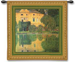 Schloss Kammer Sull Attersee by Gustav Klimt