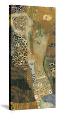 Sea Serpent II, 1907 by Gustav Klimt