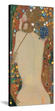 Sea Serpent IV, 1907 by Gustav Klimt