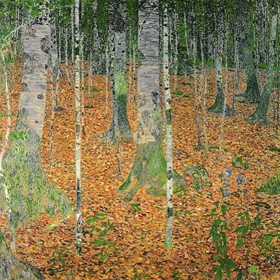 The Birch Wood, 1903