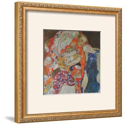 The Bride, 1917 (detail) by Gustav Klimt