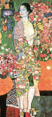 The Dancer, c.1918 by Gustav Klimt