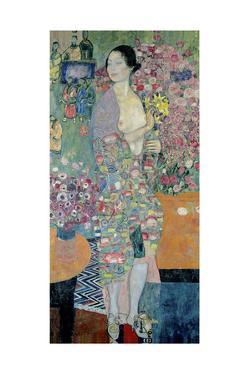 The Dancer, Ca 1916-1918 by Gustav Klimt