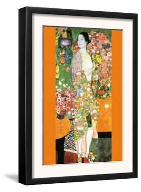 The Dancer by Gustav Klimt