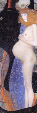 The Hope I by Gustav Klimt