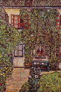 The House of Guard by Gustav Klimt