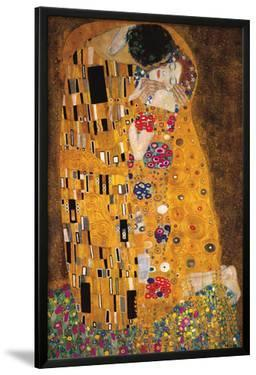 The Kiss (Der Kuss) by Gustav Klimt