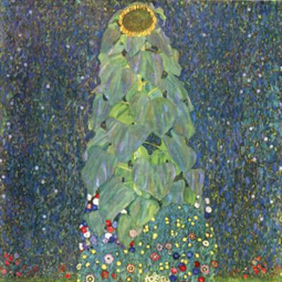 The Sunflower, c.1906-1907 by Gustav Klimt