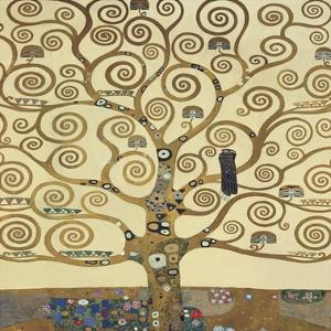 The Tree of Life II by Gustav Klimt