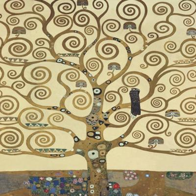 The Tree of Life II by Gustav Klimt
