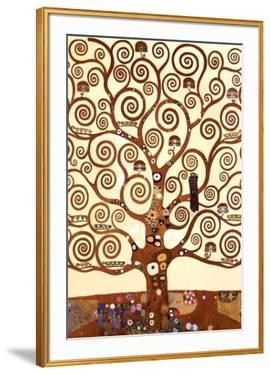 The Tree of Life, Stoclet Frieze, c.1909 (detail) by Gustav Klimt