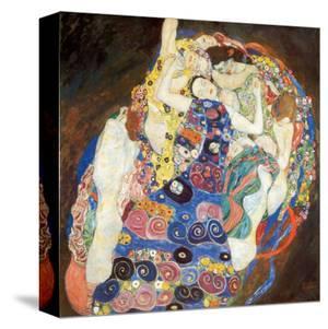 The Virgin, c.1913 by Gustav Klimt