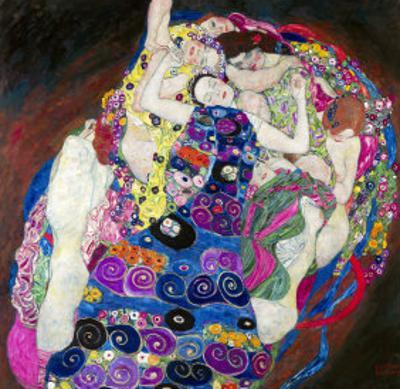 The Virgin (Die Jungfrau) by Gustav Klimt