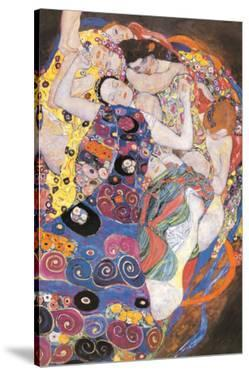 The Virgins by Gustav Klimt