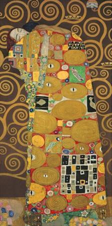 Tree of Life (Brown Variation) III by Gustav Klimt