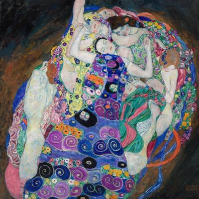 Virgin, 1913 by Gustav Klimt