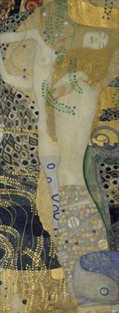 Water Serpents I, ca. 1904-1907 by Gustav Klimt
