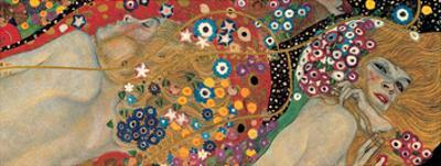 Water Serpents II, c.1907 (detail) by Gustav Klimt