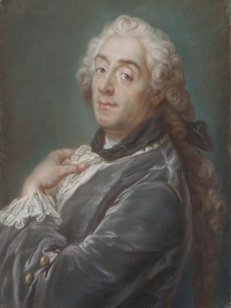 Francois Boucher, c.1741 by Gustav Lundberg
