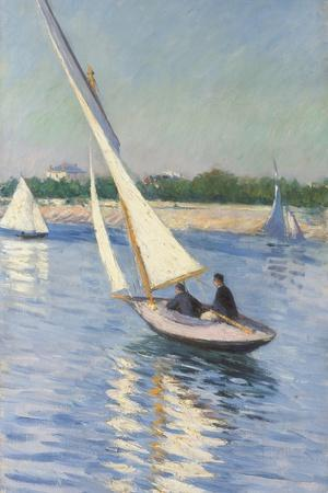 Sailing Boat at Argenteuil, 1893