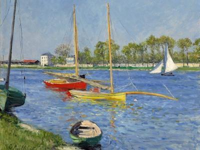 The Seine at Argenteuil, 1882