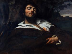 Courbet: Self-Portrait by Gustave Courbet