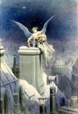 Christmas Eve by Gustave Doré