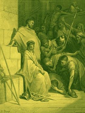 Dante Alighieri La Divina by Gustave Dore