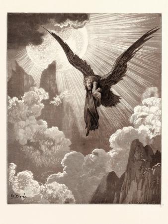 Dante and the Eagle