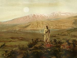 Dante's Purgatory by Gustave Dore