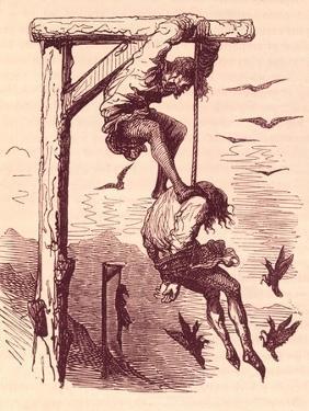 Gargantua and Pantagruel by Gustave Doré