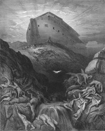Noah's Ark by Gustave Doré