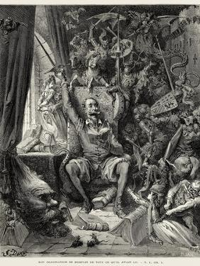 Paul Gustave Dore by Gustave Doré