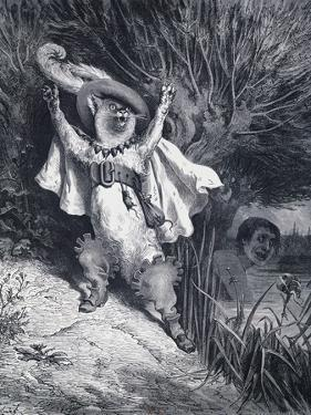 Puss in Boots, Illustration by Gustave Doré