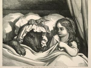 Red Riding Hood by Gustave Doré