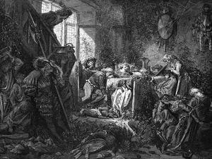 Sleeping Beauty by Gustave Doré
