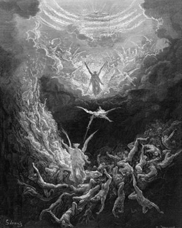 The Last Judgment by Gustave Doré