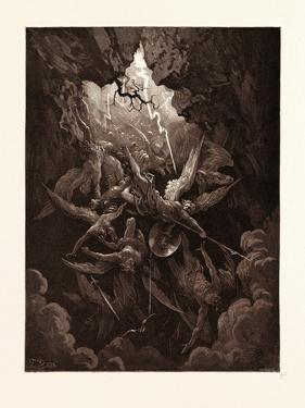 The Mouth of Hell by Gustave Dore