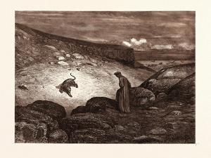 The Panther in the Desert by Gustave Dore