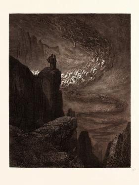 The Tempest of Hell by Gustave Dore
