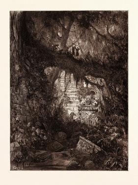 The Wood of Blood in Atala by Gustave Dore