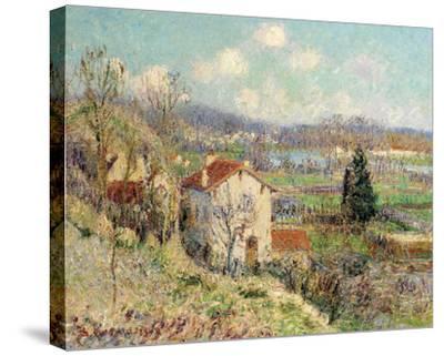 La vallée de l'Oise, environs de Pontoise, 1905
