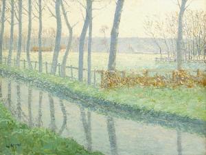 Le Sausseron, Nesles-La Vallee, C.1891 by Gustave Loiseau