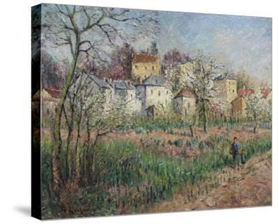 Pontoise, le Coteau de l'Ermitage