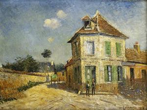 St, 1917 by Gustave Loiseau