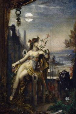Cleopatra, 1826-1898 by Gustave Moreau